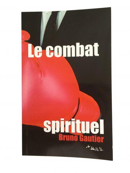 1ère de couverture: Le combat spirituel