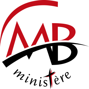 logo MBministère rouge et noir