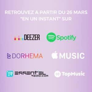 Logo plateforme de téléchargement musique